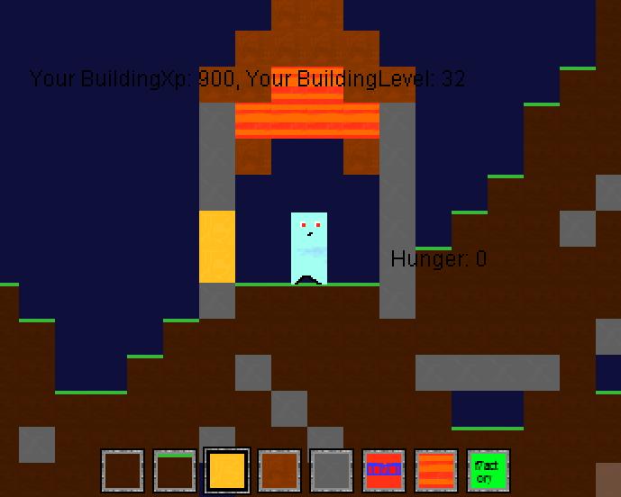 I made a house